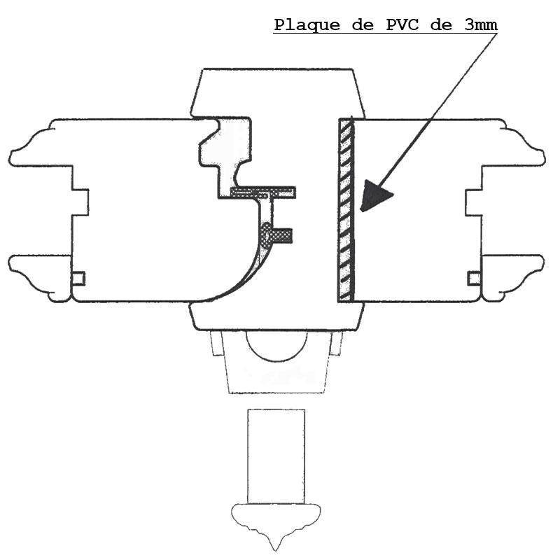 Gueule-de-loup-réglable-croisée-d'antan