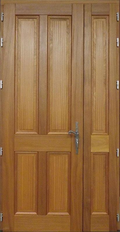 Fabricant de fen tres portes d 39 entr e sur mesures for Porte tierce interieur